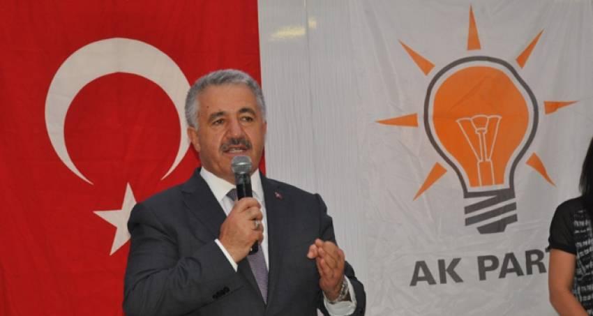 Bakan Arslan: 'Bu gömlek artık bize dar geliyor'