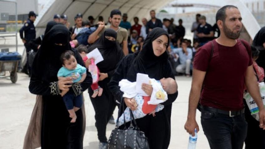 Suriye'den mültecilere 'ülkenize dönün' çağrısı!
