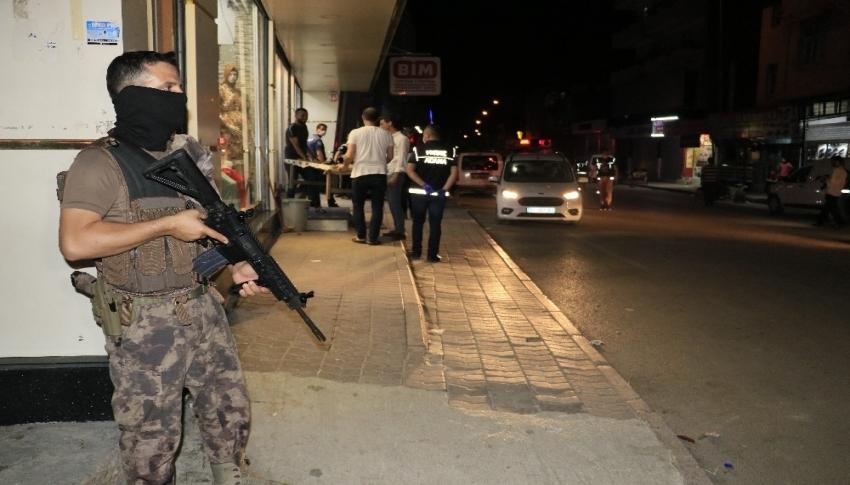 410 polisle narkotik uygulaması
