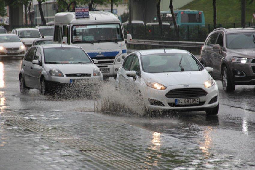 Bursa'da yağmur ne kadar sürecek?