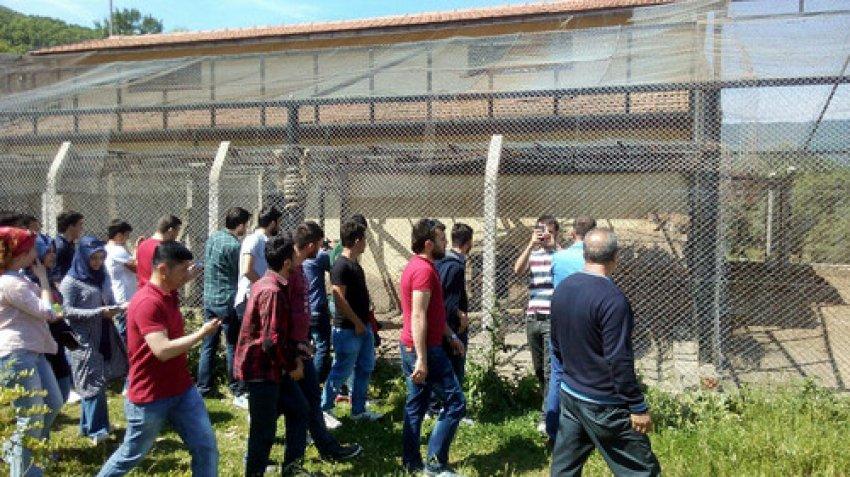 Bursa'nın göçmen kuşları tanıtıldı