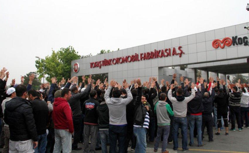 Bursa'da 47 işçi savcılığa çağrıldı