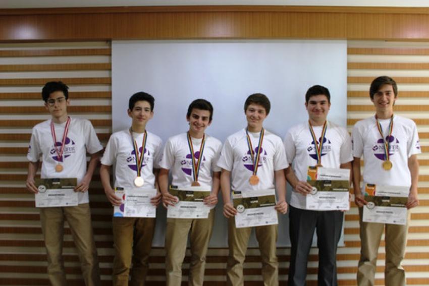 Bursalı öğrencilerden büyük başarı
