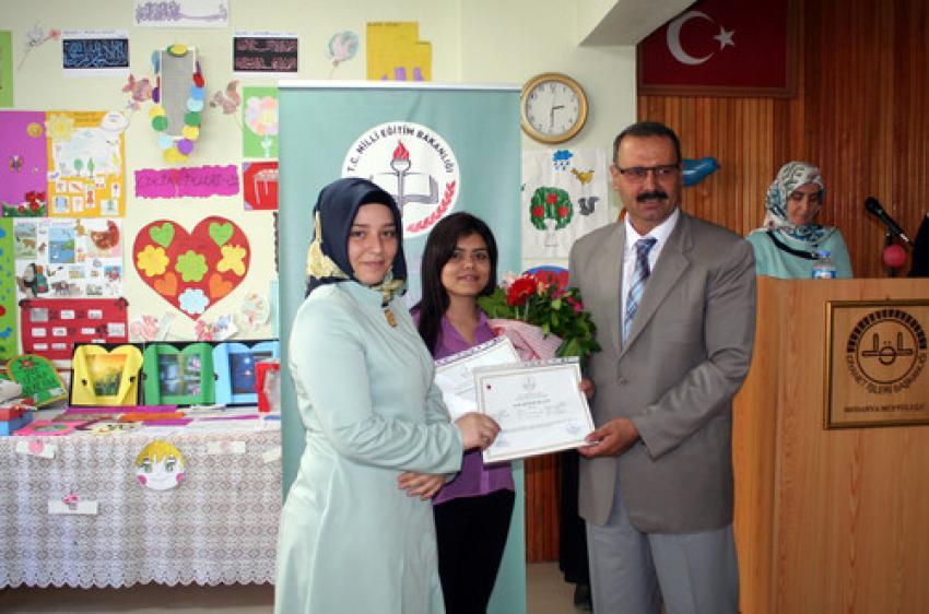 Mudanya'da 44 çocuk eğitmeni yetişti