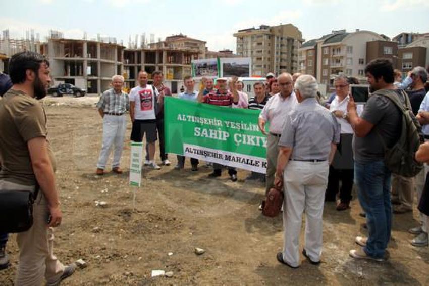 Bursa'da o mahallenin açtığı dava sonuçlandı!