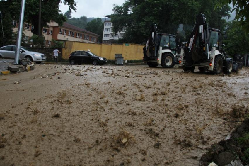 Bursa'da 12 gün sonra o bölge yine sular altında!