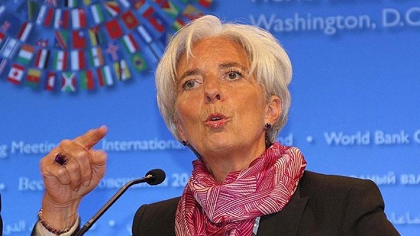 IMF'den flaş açıklama!