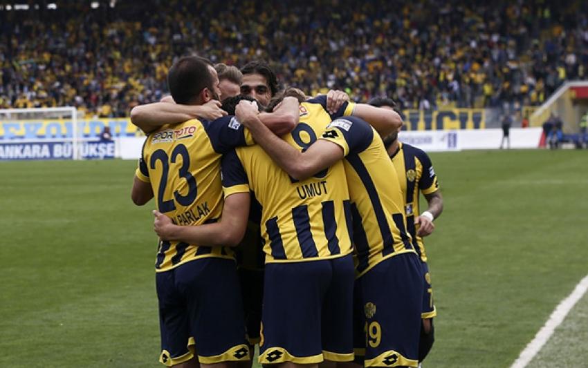 Bursaspor'dan Ankaragücü mesajı