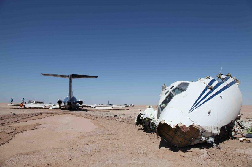 Konya'da askeri eğitim uçağı düştü!
