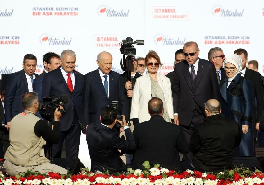 Erdoğan'dan finans kesimine uyarı: Bedelini ödersiniz