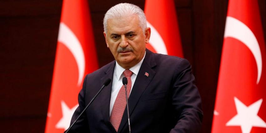 """Yıldırım: """"PKK ve FETÖ ortak çalışıyor"""""""