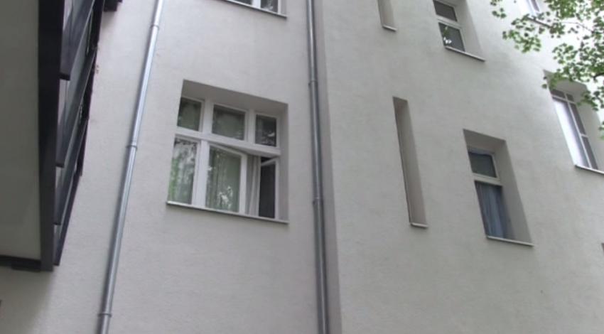 Adil Öksüz'ün yaşadığı ev görüntülendi