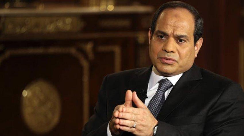 Almanya'dan flaş Sisi kararı!