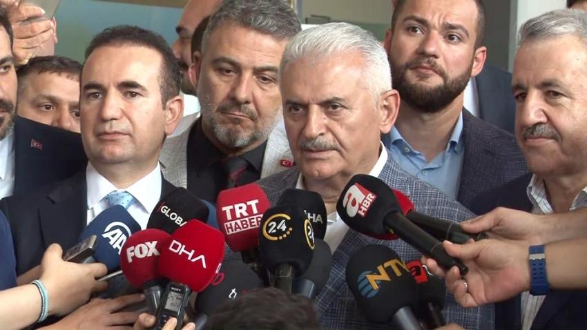 """Yıldırım:''Yayının ne getirdiği ne götürdüğü konusu İstanbullunun takdiridir"""""""