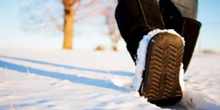 Karlı ve buzlu yolda böyle yürüyün!