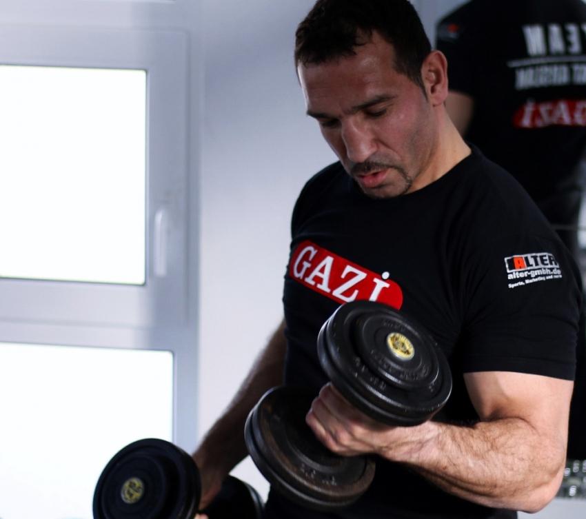 Fırat Arslan, İstanbul'da ringe çıkacak
