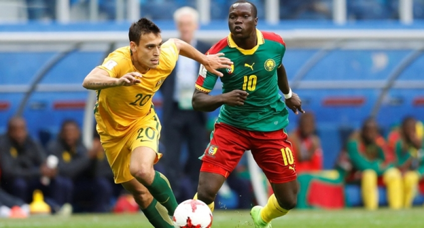 Kamerun ile Avustralya yenişemedi
