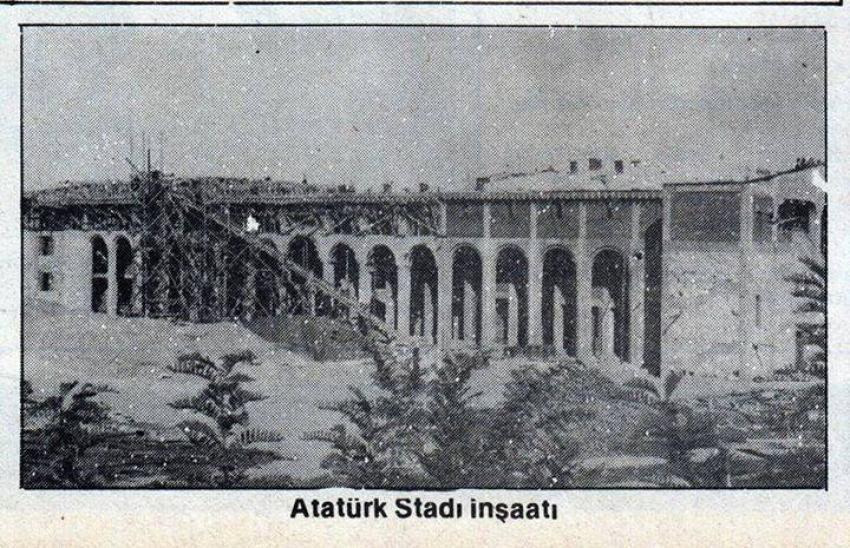 Atatürk stadyumu demek Bursa demek!