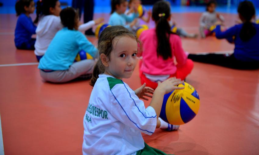 BBB yaz spor okulları başıyor
