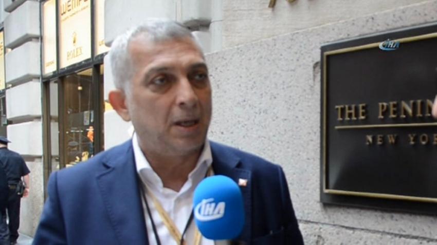 AK Parti'li Külünk'ten ABD'ye FETÖ ve PKK uyarısı