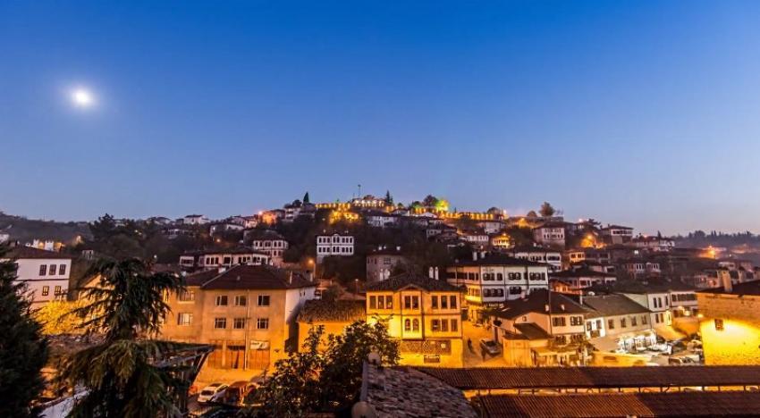 Safran Sarısı Kasaba; SAFRANBOLU