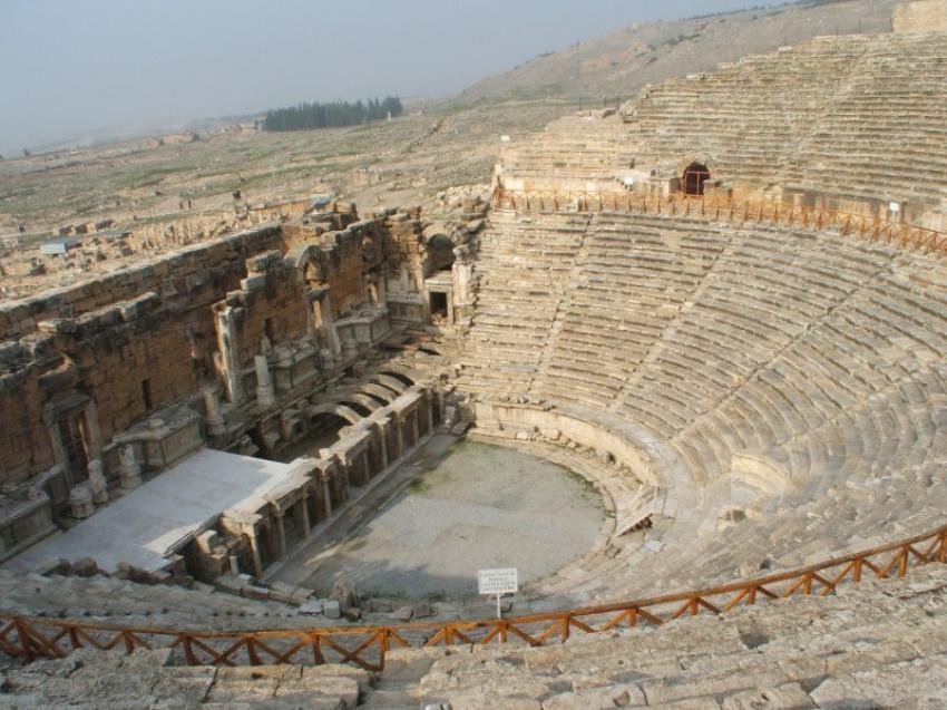 Kutsal Kent; Hierapolis