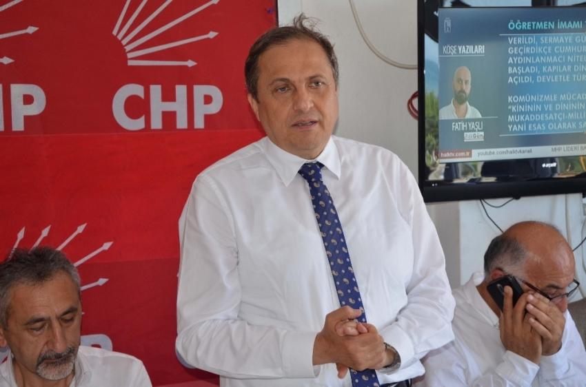 CHP MYK yerel seçim başlığıyla toplandı