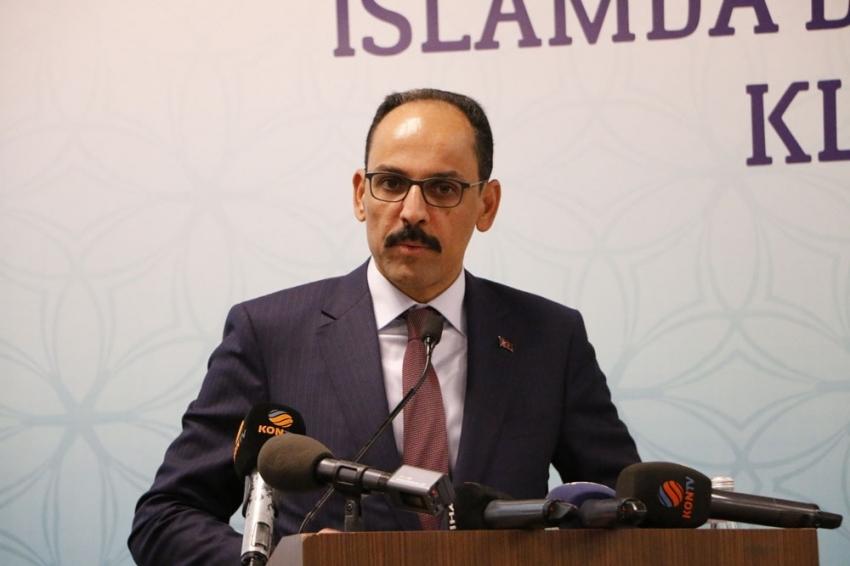 """""""Türkiye, terörün her türüne karşı mücadelesini kararlılıkla sürdürecektir"""""""