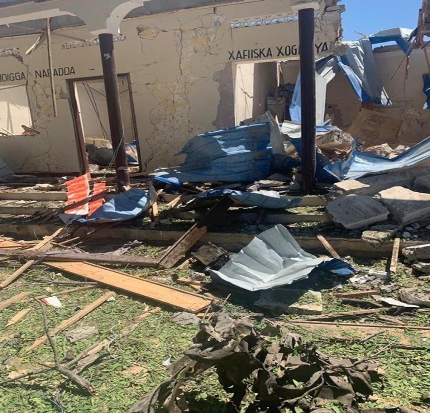 Somali'de bombalı saldırı: 5 ölü, 9 yaralı