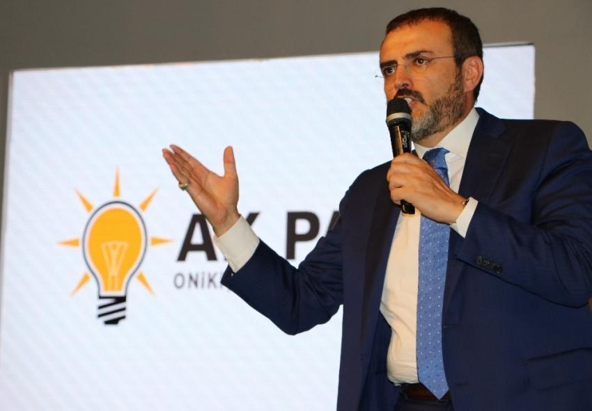 """Ünal: """"Kılıçdaroğlu ve arkadaşlarını iyi niyetli görmüyoruz"""""""