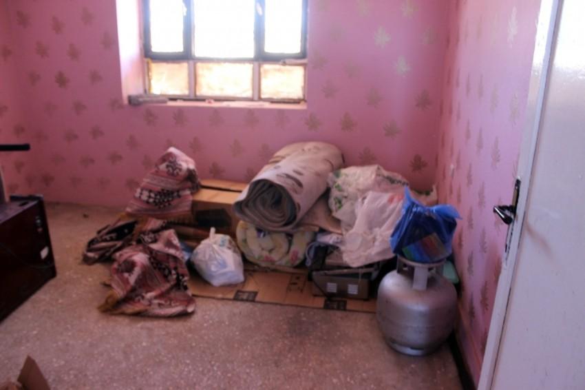 Şehit öğretmenin eşyaları ailesine gönderildi