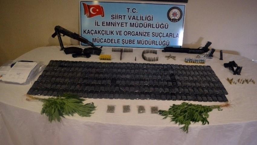 3 ilde suç örgütlerine operasyon: 29 gözaltı