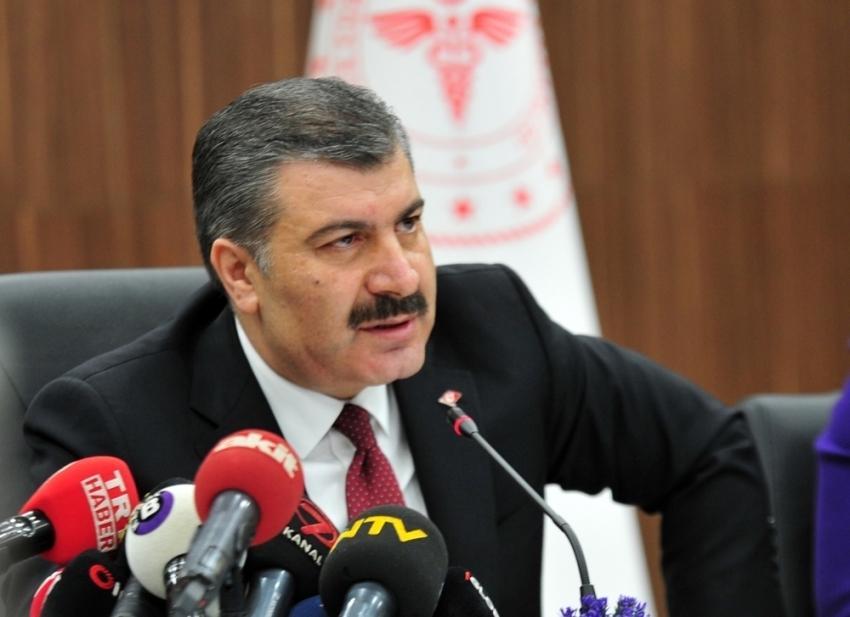 Sağlık Bakanı Koca'dan LÖSEV açıklaması