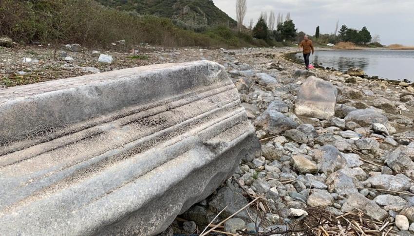 İznik'teki kayıp şehir ortaya çıkmaya başladı