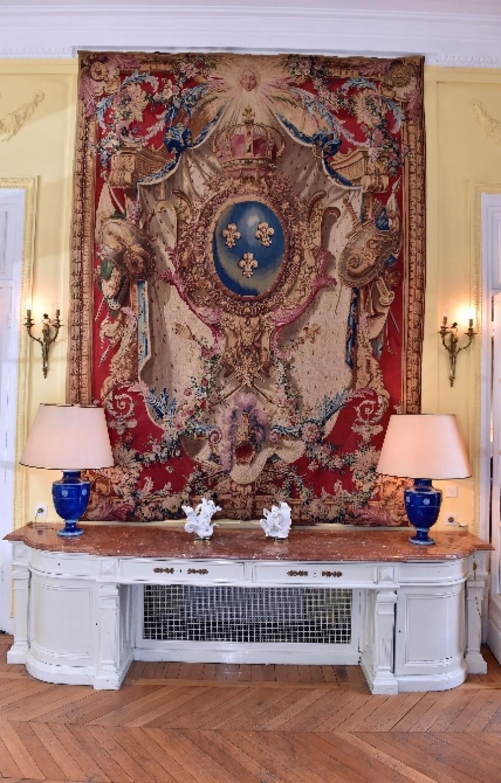 Fransız Sarayı kapılarını ziyaretçilere açtı