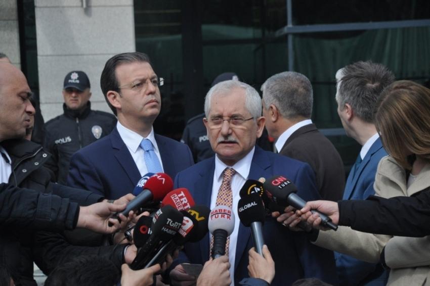 YSK Başkanı Güven'den 23 Haziran seçimleri ile ilgili önemli açıklamalar