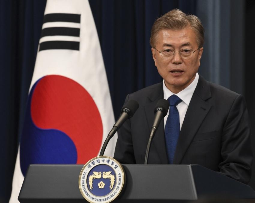 Güney Kore'den ABD ve Kuzey Kore'ye çağrı