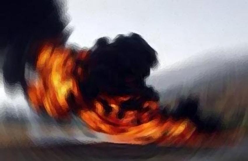 Afganistan'da bomba yüklü tanker patladı: 15 ölü