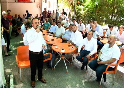 AK Partili Turan'dan Kılıçdaroğlu'na sert eleştiri