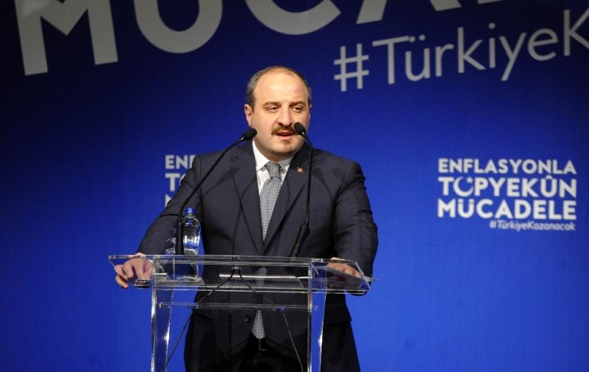 """""""2019 bütçe teklifi 7,7 milyar TL"""""""
