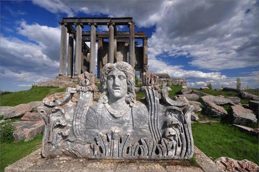 Aizanoi Antik Kenti ziyaret yasağı uzatıldı