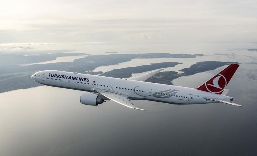 Türk Hava Yolları doluluk oranıyla uçtu