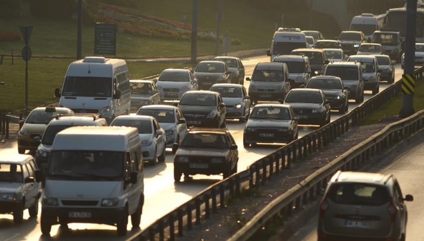 Motorlu taşıtlar vergisi yüzde 15.9 olarak belirlendi