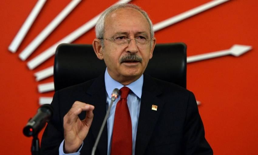 Kılıçdaroğlu, Kayseri Valisi Kamçı'dan bilgi aldı