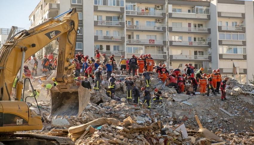 İzmir depreminde yıkılan 8 bina için 22 yeni gözaltı kararı