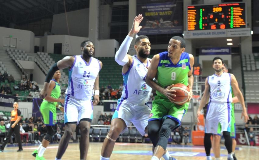Tofaş 95-74 Afyon Belediyespor
