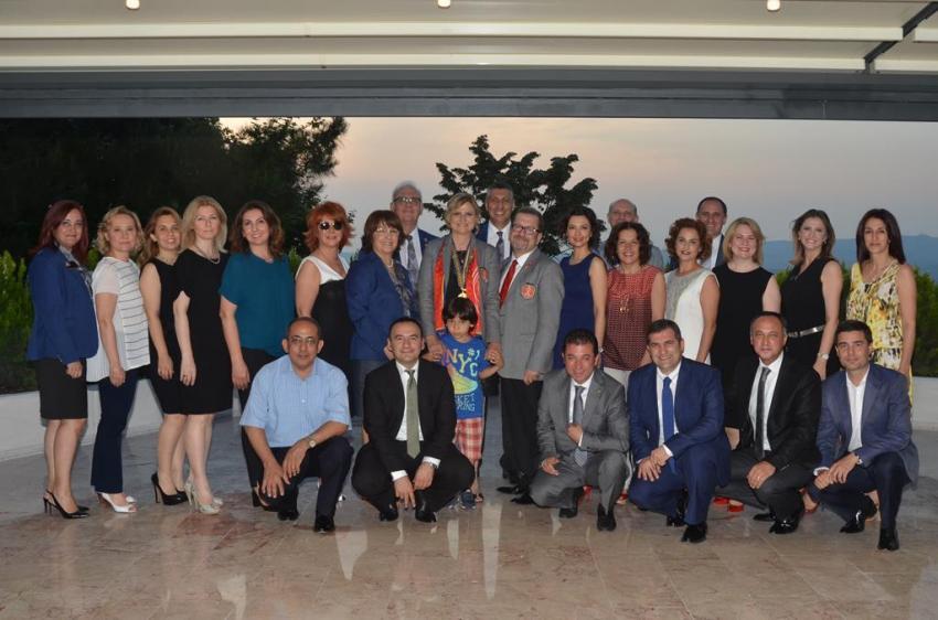 Yeşil Rotary'de Şevki Boran dönemi