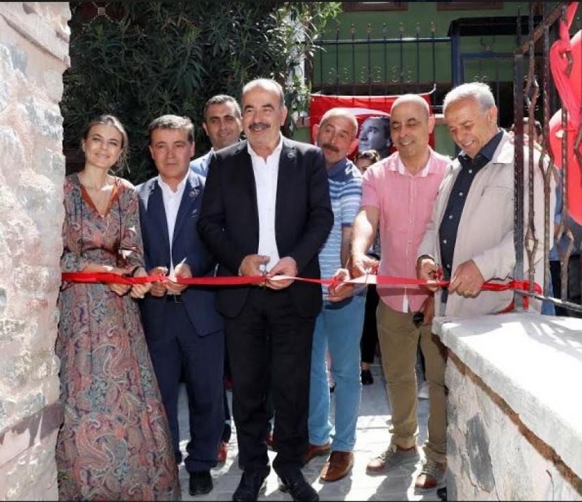 Tirilye Müzesi fotoğraf sergisiyle açıldı