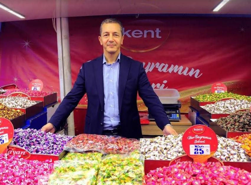 Türkiye'nin Bayram Şekeri Kent,  Bursalı tüketicisiyle bayramlaşıyor