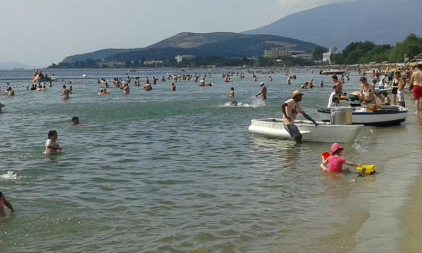 Bursalılar hafta sonu sahillere aktı (ÖZEL HABER)
